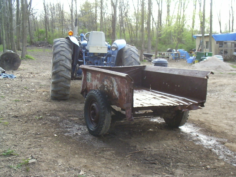 The Wood Wagon